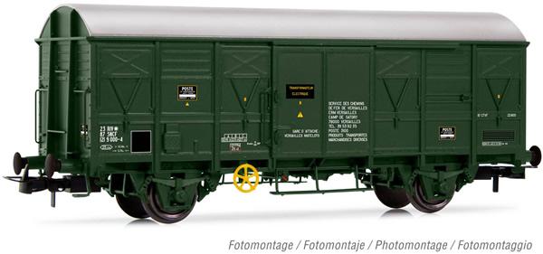 Jouef HJ6215 - 2-axle closed wagon G4