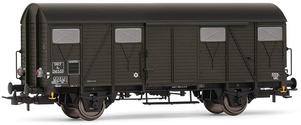 Jouef HJ6216 - 2-axle closed wagon K