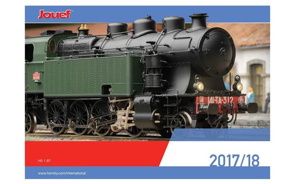 Jouef HPJ2018 - 2018 Catalog