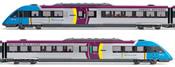 French diesel railcar X72500 of the SNCF; Pays de la Loire