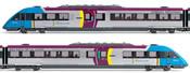 French diesel railcar X72500 of the SNCF; Pays de la Loire DC Digital with Sound