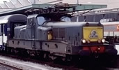French Electric locomotive class BB 13041 of the SNCF (DCC Sound Decoder)