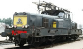 French Electric locomotive class BB 12026 of the SNCF