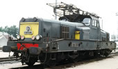 French Electric locomotive class BB 12026 of the SNCF (DCC Sound Decoder)