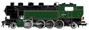 French Steam Locomotive 141 TA 318 of the SNCF (DCC Sound Decoder)