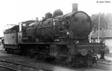 French Steam locomotive 140 C 70, with tender 18 B 64 of the SNCF (DCC Sound Decoder)