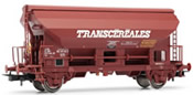 French 2 axle hopper car type Tds of the SNCF; Transcéréale V2