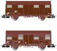 2 pc Freight car Fret-Express Set