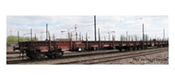 4-axle stake wagon Res