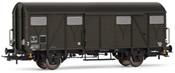 2-axle closed wagon K