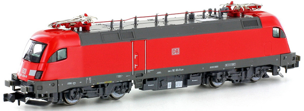 Kato HobbyTrain Lemke H2777 - German Electric Locomotive Taurus BR182 of the DB