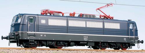 Kato HobbyTrain Lemke H2880 - German Electric Locomotive E-Lok BR E310 001 of the DB