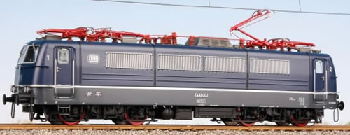 Kato HobbyTrain Lemke H2882 - German Electric Locomotive BR E410 002 of the DB