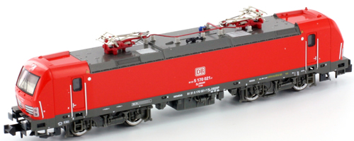 Kato HobbyTrain Lemke H2967 - German Electric Locomotive Vectron of the DB Schenker