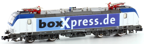 Kato HobbyTrain Lemke H2969 - Electric Locomotive Vectron BoxXpress.de