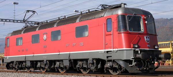 Kato HobbyTrain Lemke K10173 - Swiss Electric locomotive Re 6/6 / RE 620 of the SBB