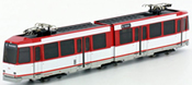 Electric Locomotive Tram Düwag M6 Nuremberg - Sound