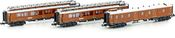 Early Wood Sided 1900s Calais-Venice Orient Express