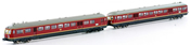 2pc German Railcar Set Limburger Cigar ETA 176 004 ESA 176 004 - Sound