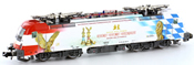 Bavarian / Austrian Electric Locomotive BR 1216 SZ541 001