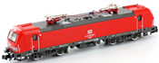 German Electric Locomotive Vectron of the DB Schenker