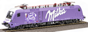 Austrian Electric Locomotive Class 1116 Milka-Lok II Purple Cow of the OBB