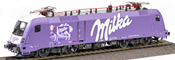 Austrian Electric Locomotive Class 1116 Milka-Lok II Purple Cow of the OBB (AC Digital)