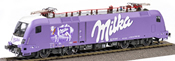 Austrian Electric Locomotive Class 1116 Milka-Lok II Purple Cow of the OBB (AC Digital Sound)