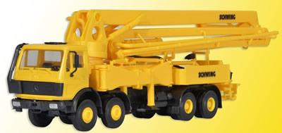 Kibri 10200 - H0 SCHWING concrete pump 4-axle