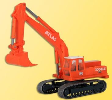 Kibri 10434 - H0 ATLAS crawler excavator 2004 LC