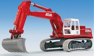 Kibri 11250 - H0 ATLAS crawler excavator 2004 LC