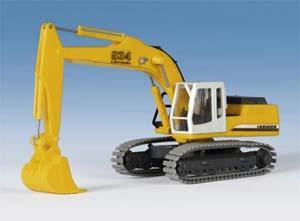 Kibri 11285 - H0 LIEBHERR R934 Litronic hydraulic excavator