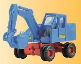 Kibri 11288 - H0 FUCHS hydraulic excavator 301 H