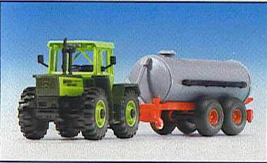 Kibri 12234 - H0 MB Trac mit Guellewagen