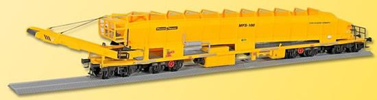 Kibri 26150 - H0 Ballast collector MFS 100, finished model