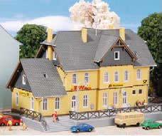Kibri 36842 - Z Post office