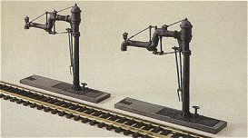 Kibri 37462 - N Water crane with swing arms, 2 pieces