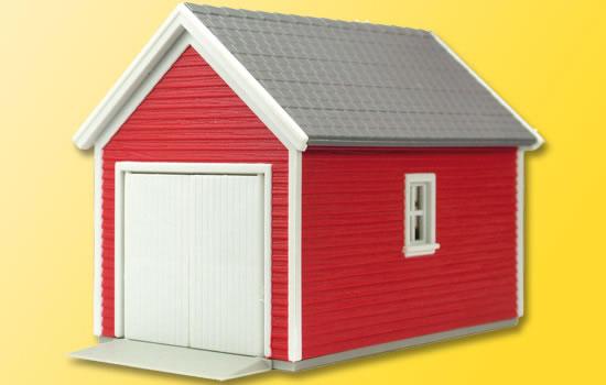 Kibri 38150 - H0 Garden house/garage