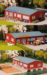 Kibri 38513 - H0 Club home
