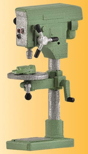 Kibri 38674 - H0 Box column drill
