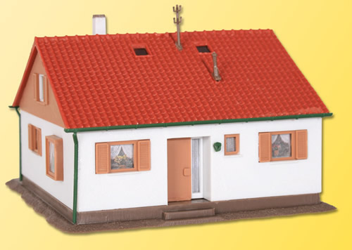 Kibri 38721 - Sngl Fam House Untere Aue