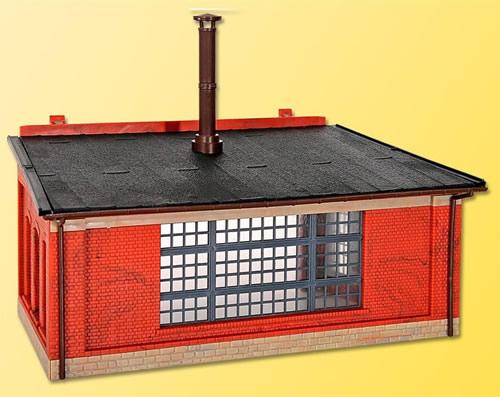 Kibri 39454 - H0 Enlargement for loco shed, single track