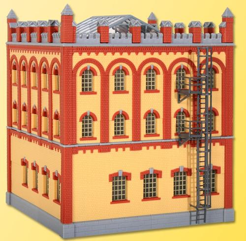 Kibri 39827 - H0 Extension building for brewery Feldschlösschen