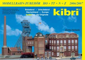 Kibri 99902 - Kibri 2006/2007 Catalog
