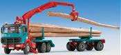 H0 MB logging truck