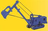 N MENCK excavator with hoe dipper