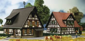 2 Timber Framed Houses