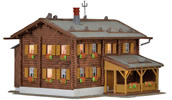 Building Sonnenhalde incl. house illumination Starter Set