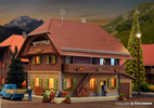 H0 Cheese dairy Thal in Heimisbachincl. house illumination start set, functional kit