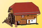 Watermill with Motor